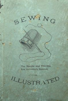 VIntage Sewing Illustrated