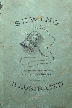 VIntage Sewing Illustrated