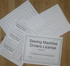 How to Teach Adults and Children to Sew