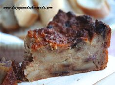 Cake Factory, Flan, Banana Bread, Cake Recipes, Biscuits, Food And Drink, Pie, Meals, Fruit