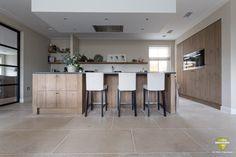 Bourgondische dallen Gris Clair | French limestone flooring | Kersbergen.nl