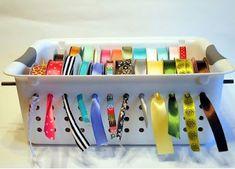 DIY Mason Jar Storage - Laundry Basket Craft Storage - Click Pic for 44 Easy Organization Ideas for the Home