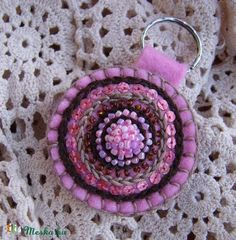 Moment kulcstartó / pendrive tartó, Mindenmás, Kulcstartó, Meska Crochet Earrings, Jewelry, Usb Drive, Wool, Jewlery, Jewerly, Schmuck, Jewels, Jewelery