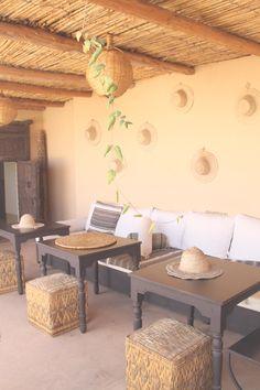 decoración marroquí en la terraza. snan13. dar amïna blog