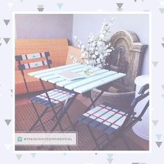 <<Learn about 5 piece outdoor bistro set. Click the link to learn more>>>>>> Our web images are a must see! Painting Patio Furniture, Iron Patio Furniture, Outdoor Furniture Sets, Bistro Patio Set, Outdoor Patio Designs, Aluminum Patio, Wood Patio, Web Images, Backyard