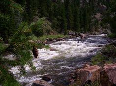 Poudre River, CO