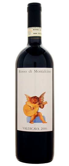 Valdicava Rosso di Montalcino 2008...A gorgeous Rosso di Montalcino!!! Check out the Review: http://www.internationalwinereport.com/index.php/latest-reports/2098-2008-valdicava-rosso-di-montalcino
