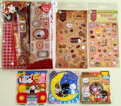 Lavender likes, loves, finds and dreams: Kawaii Stationery & Stickers Giveaway!