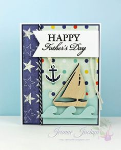 Jeanne Jachna: A Kept Life – 12 Kits of Occassions - In the Navy - 5/31/14.