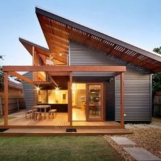 Zen Architects, Sustainable and innovative contemporary architecture. #wood…