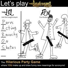 humor games Adult