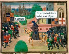 Pedants' Revolt = Éirí Amach na tSaoithíní (Peasants' Revolt = Éirí Amach na dTuathánach)