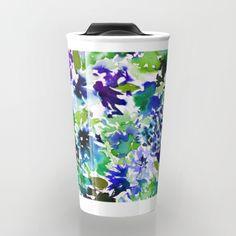 La Flor Pine Travel Mug