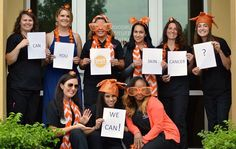 The physicians & staff at The Woodruff Institute for Dermatology & Cosmetic Surgery are painting Southwest Florida ORANGE to help raise skin cancer awareness. Together we can spread the word- SPOT Orange on #MelanomaMonday