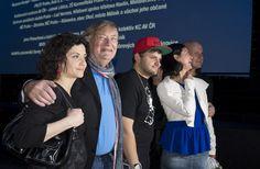 Premiéra Bony a klid 2 se koupala v blescích fotoaparátů a drinku Magické voko