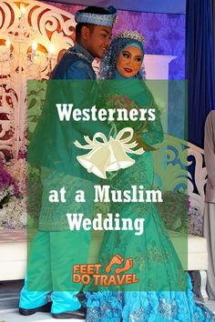 A cycling tour with a difference - check out the Feet wearing cycling helmets at a Muslim wedding!