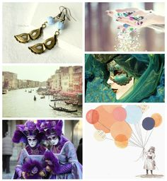Petite Fraise Handmade: Inspirations of the day: Venetian Masquerade #masquerade #ball #venice #carnival #mask