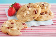 Otis Spunkmeyer Strawberry Shortcake Cake Cookies