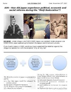 15 Best MEIJI RESTORATION images   Meiji restoration ...