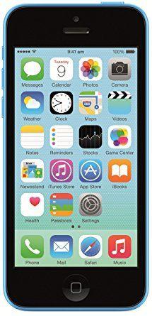Amazon.com  Apple iPhone 5c Factory Unlocked Cellphone 9a01e36ea5