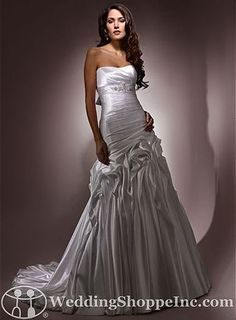 Maggie Sottero Bridal Gown Abrienna Marie
