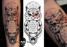 Com muito estilo, a eslovena Simona Borstnar usa aquarela e realismo em suas tatuagens