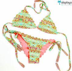 Nos encanta los bikinis doble faz!  Cómpralo ingresando a nuestra página web  www.alaplaya.co