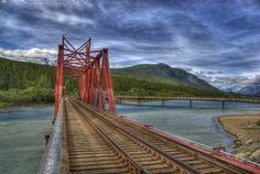 Caribou Crossing Bridge