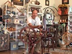 The Prelude Spinning Wheel   Kromski Spinning & Weawing
