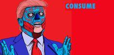 Consume Art - Digital Artist Hal Hefner - http://pleasestayseated.com/2016/01/18/consume-art-digital-artist-hal-hefner/