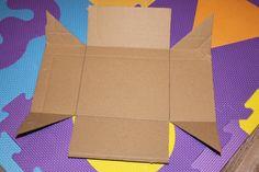 DIY Little box for Ikéa Benno or other shelfs