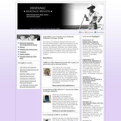 Hispanic Heritage Month on Pinterest | Hispanic Heritage ...