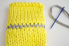Aprende paso a paso cómo hacer una costura invisible en costuras que unen los bordes de inicio o final de las piezas. Costuras discretas y acabado perfecto.