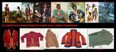 Il contatto con la civiltà europea ha prodotto nel sudest notevoli mutamenti. Nel campo dell'abbigliamento, divenne comune per gli uomini, l'uso di coprirsi con camicie giacche. Quest'altri, sono esempi di camicie e giacche in tessuti commerciali, divennero d'uso comune nella regione dalla fine del XVIII sec.