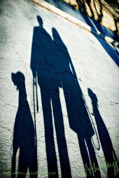 great family photo idea :)