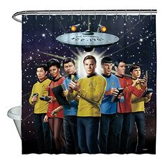 STAR TREK/ORIGINAL CREW - SHOWER CURTAIN - WHITE - 71x74 ... https://www.amazon.com/dp/B01B6NT08M/ref=cm_sw_r_pi_dp_x_FNBnybV12H6GP