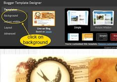 Sweetly Scrapped: Free Blog Backgrounds+ Tutorial