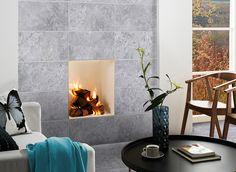 HD Slate by British Ceramic Tile Grey Tiles, Slate Tiles, Slate Hearth, Tile Suppliers, Tiles Online, Adhesive Tiles, Tile Design, Scandinavian Style