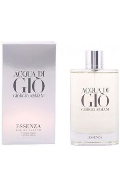 b4fd7fab51 Let the original Armani - ACQUA DI GIO HOMME edt vaporizador 200 ml  surprise you and define your personality using this exclusive men s perfume  with a ...