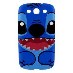 CUTE STITCH Samsung Galaxy S III S3 Hardshell Case | bestiphone5caseshop - Accessories on ArtFire