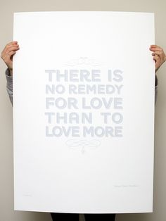 Quote poster, Henry David Thoreau