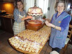 El Cesc i la seva cuina: ROSQUILLAS MANCHEGAS DE LA YAYA