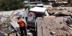 Rateros ocasionan accidente en Las Torres