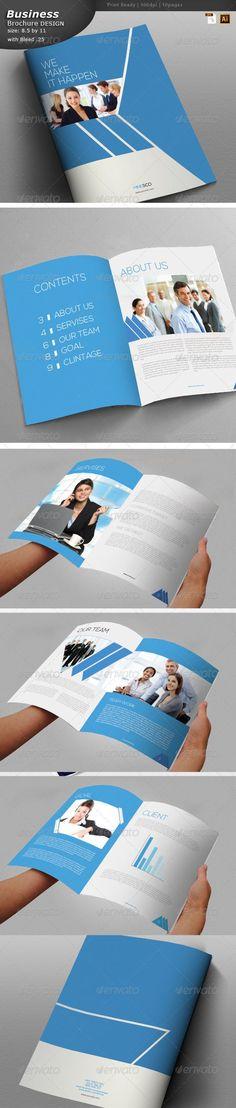 Business Brochure Design Brochures, Business brochure and - religious brochure