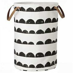 Ferm Living . Laundry Basket . Half Moon