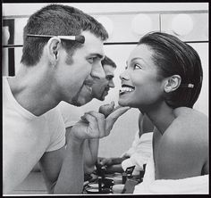The late great Kevyn Aucoin.