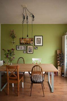 cute dining room
