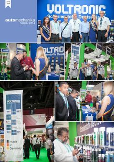 Automechanika Dubai 2014 - VOLTRONIC Germany