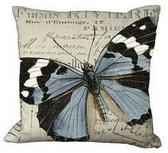 Items similar to Soft Black White & Green Butterfly Pillow Cover in Choice of inch Pillow Cover on Etsy Butterfly Pillow, Green Butterfly, Butterfly Art, Custom Printed Fabric, Printing On Fabric, Diy Pillows, Throw Pillows, Fabric Envelope, Pillow Forms