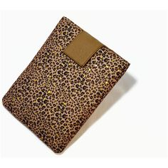 Tablet Case, iPad Cover, Animal Print, iPad Mini Case, Leopard, Kindle... ($28) ❤ liked on Polyvore featuring accessories, tech accessories, ipad sleeve case, ipad notebook case, leopard ipad case, ipad mini sleeve case and ipad mini cover case
